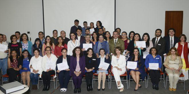 """Galería: Clausura del Diplomado """"Derechos Humanos Medio Ambiente y Movilidad en la CDMX"""""""