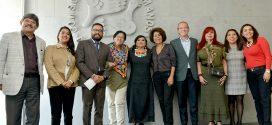 Galería: Presidenta de CDHDF, Nashieli Ramírez, se reunió con las y los Alcaldes electos