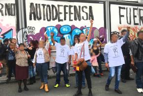 Galería: CDHDF acompañó movilizaciones del #19DeSeptiembre