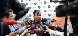 Entrevista a la Presidenta de la CDHDF, Nashieli Ramírez Hernández, en la presentación de la Recomendación 11/2018