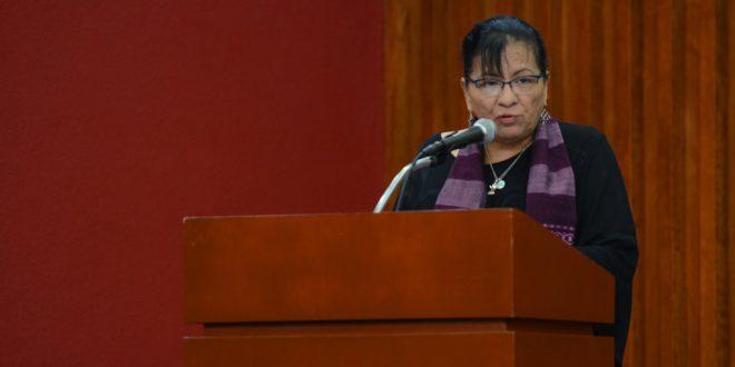 Discurso de la Presidenta de la CDHDF, Nashieli Ramírez Hernández, en la presentación de la Recomendación 11/2018