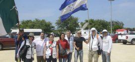 Galería: La ayuda humanitaria proveniente de la Ciudad de México llegó a Juchitán