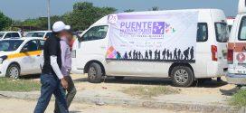 Fluye el apoyo humanitario al Éxodo Migrante en Juchitán, Oaxaca