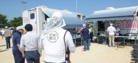 Galería: Fluye el apoyo humanitario al éxodo migrante