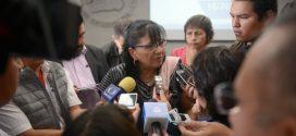 Entrevista a la Presidenta de la CDHDF, Nashieli Ramírez Hernández, en la presentación de la Recomendación 16/2018