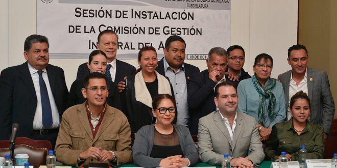Galería: Instalación de la Comisión de Gestión Integral del Agua