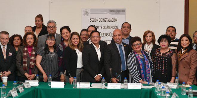 Galería: Instalación del Comité de Atención, Orientación, Quejas Ciudadanas y Asuntos Interinstitucionales