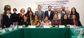 Galería: Instalación de la Comisión de Atención al Desarrollo de la Niñez