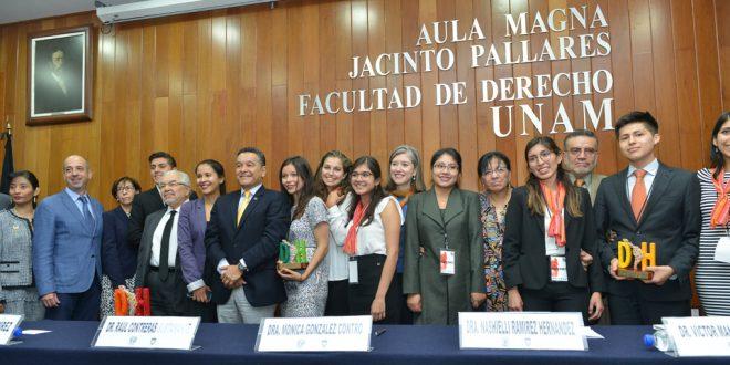 Galería: Clausura 7ª edición Competencia Universitaria sobre DDHH Sergio García Ramírez