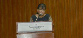 Discurso de la Presidenta de la CDHDF, Nashieli Ramírez Hernández, en la presentación de la Recomendación 17/2018