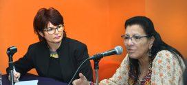 Galería: Reunión de Albana Shala, Coordinadora y Directora de IPDC de UNESCO, con mujeres periodistas.