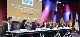 Se pronuncia CDHDF por una visión integral de prevención social del delito y las violencias
