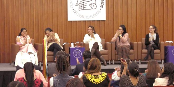 Galería: Escuela Itinerante de DDHH de Pueblos y Comunidades Indígenas