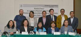 Galería: Reunión de trabajo con la Comisión de Presupuesto y Cuenta Pública del Congreso de la Ciudad de México