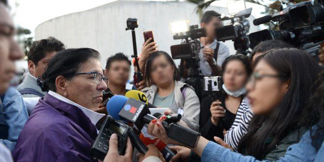 Entrevista a la Presidenta de la CDHDF, Nashieli Ramírez Hernández, sobre el Puente Humanitario de la Ciudad de México