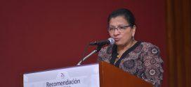 Transcripción de las palabras de la Presidenta de la CDHDF, Nashieli Ramírez Hernández, en la Presentación de la Recomendación de la Recomendación 19/2018, en la sede de este organismo