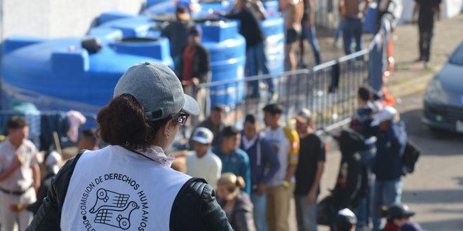 Galería: Conferencia sobre éxodo migrante 8 de noviembre