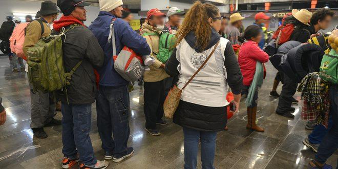 Galería: Conferencia sobre éxodo migrante 9 de noviembre