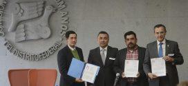 Se compromete Secretaría de Salud reparar el daño a víctimas de violaciones a derechos humanos, a través de la firma de cuatro conciliaciones