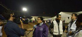 Entrevista a la Presidenta de la CDHDF, Nashieli Ramírez Hernández, sobre el Puente Humanitario de la Ciudad de México.