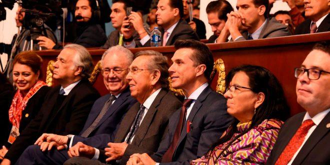 Galería: Toma de protesta de Claudia Sheinbaum Pardo, como Jefa de Gobierno de la CDMX. Fotos: Congreso CDMX