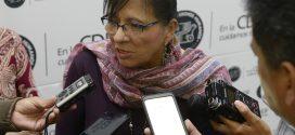 """Entrevista a la Presidenta de la CDHDF, Nashieli Ramírez Hernández, en la Séptima Entrega del Reconocimiento """"Hermanas Mirabal"""" Banco de Buenas Prácticas contra la Violencia Hacia las Mujeres y las Niñas 2018"""