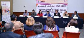 Transcripción del discurso de la Presidenta de la Comisión de Derechos Humanos del Distrito Federal (CDHDF), Nashieli Ramírez Hernández, en la Clausura del Diplomado en Derechos Humanos, Libertad de Expresión y Periodismo.