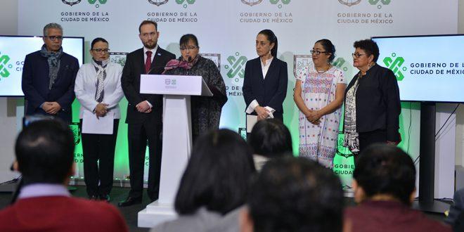 Nashieli Ramírez anuncia el lanzamiento de la Convocatoria para ocupar la Secretaría Ejecutiva del Programa de Derechos Humanos