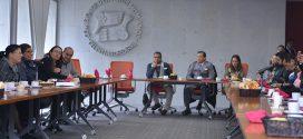 Discurso de la Presidenta de la CDHDF, Nashieli Ramírez Hernández, en la Conferencia de Balance Anual.