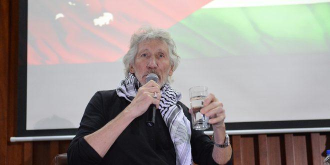 Galería: Conferencia de Roger Waters