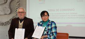 Firma CDHDF Convenio Marco de Colaboración con el Instituto Latinoamericano de la Comunicación Educativa