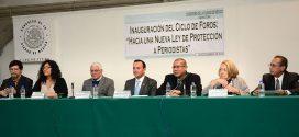 Galería: Hacia una Nueva Ley de Protección a Periodistas