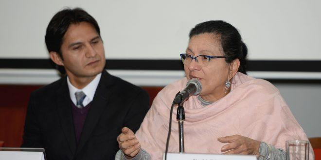 Discurso de la Presidenta de CDHDF, Nashieli Ramírez, en el Reflexionario: Viejos y nuevos desafíos de la movilidad humana