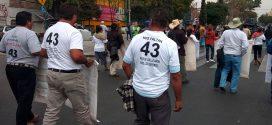 Galería: CDHDF acompañó marcha #Ayotzinapa51Meses