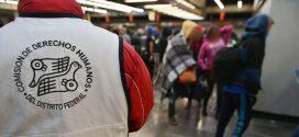 Galería: Salida de caravana migrante hacia Metro Cuatro Caminos 31 de enero