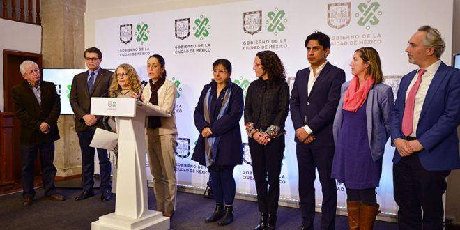 Galería: Presentación del Observatorio por los Derechos Sociales y la Democracia en la CDMX