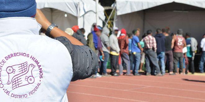 """Galería: 7a. Reunión de Coordinación interinstitucional en apoyo a los migrantes y recorrido por el estadio """"Palillo"""", 30 de enero"""