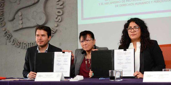 No hay democracia sin periodistas y personas defensoras de derechos humanos