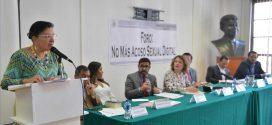"""Discurso de la Presidenta de CDHDF, Nashieli Ramírez Hernández, en el Foro """"No Más Acoso Sexual Digital"""""""