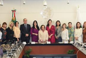 Galería: Reunión de Diálogo por los Derechos Humanos