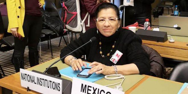 CDHDF participó en Comité CEDAW en debate sobre trata de mujeres y niñas en el contexto de la migración