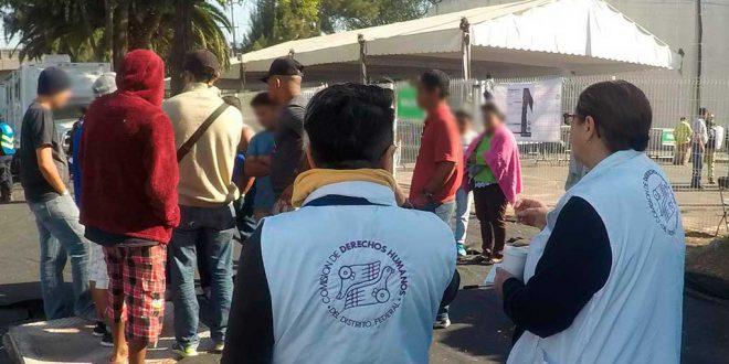 """Galería: 13a. Reunión de Coordinación interinstitucional en apoyo a los migrantes y recorrido por el estadio """"Palillo"""", 6 de febrero"""