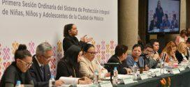 Galería: Primera Sesión Ordinaria del SIPPINA de la CDMX