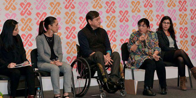 Palabras de la Presidenta de la CDHDF, Nashieli Ramírez Hernández, al participar en la Entrega de Ayudas Técnicas a Personas con Discapacidad.