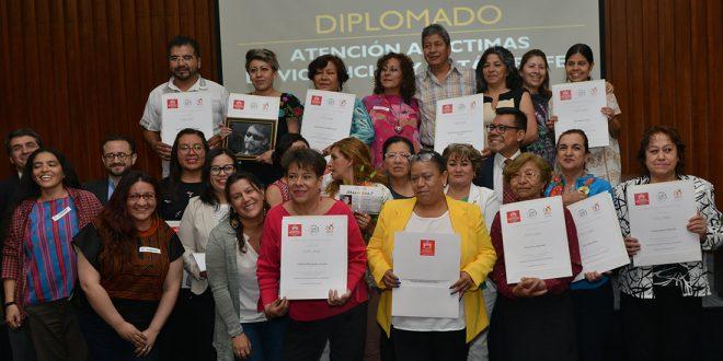 Galería: Clausura del Diplomado de Atención Psicosocial para Víctimas de Violencias y Catástrofes