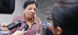 Entrevista a la Presidenta de la  CDHDF, Nashieli Ramírez Hernández, al terminar la Firma del Convenio de Colaboración Institucional con el Consejo Ciudadano para la Seguridad y Justicia de la CDMX.