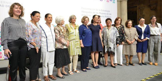 Galería: Presentación de la Estrategia Abogadas de las Mujeres en las Agencias del Ministerio Público