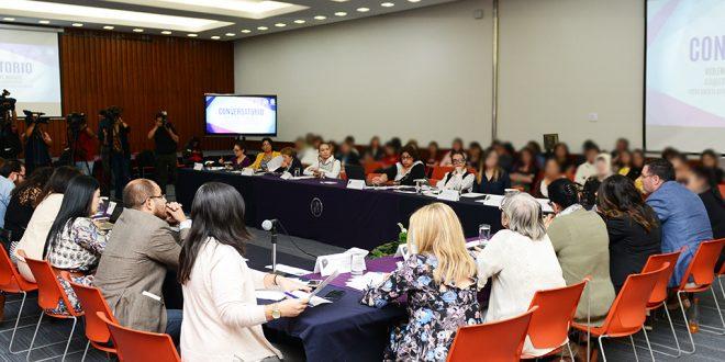 Galería: Conversatorio Violencia Extrema contra las Mujeres, Ataques con Ácidos o Sustancias Corrosivas