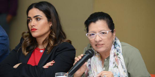 """Palabras de la Presidenta de la CDHDF, Nashieli Ramírez Hernández, en el Conversatorio """"Violencia Extrema Contra las Mujeres, Ataques con Ácidos o Sustancias Corrosivas: Retos para la Protección Efectiva de Derechos y el Acceso a la Justicia""""."""