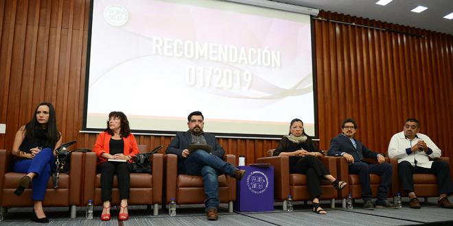 Galería: Presentación de la Recomendación 1/2019